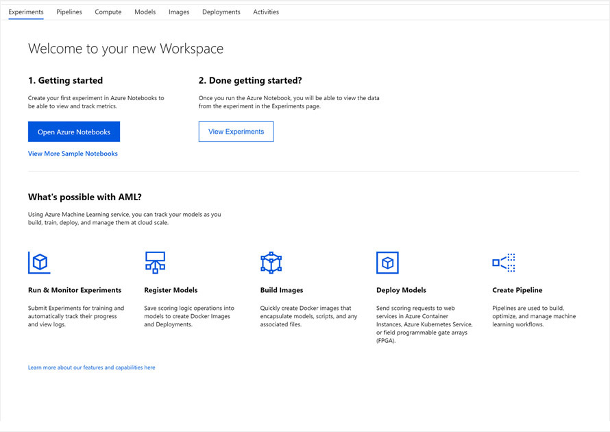 Azure Machine Learning Lands in General Availability