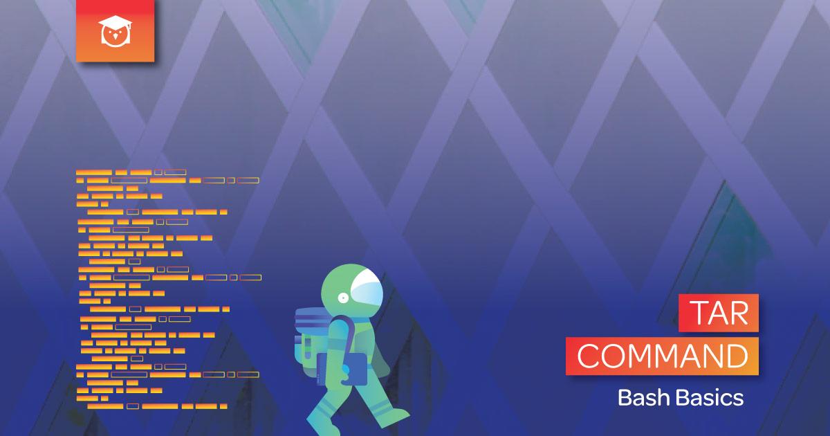 TAR Command Bash Basics