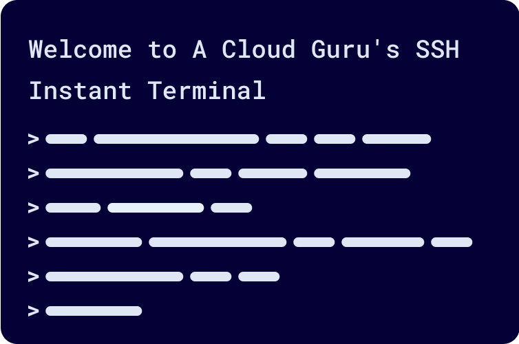 Instant Terminal