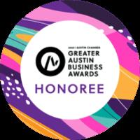 2020 GABA Honoree Badge