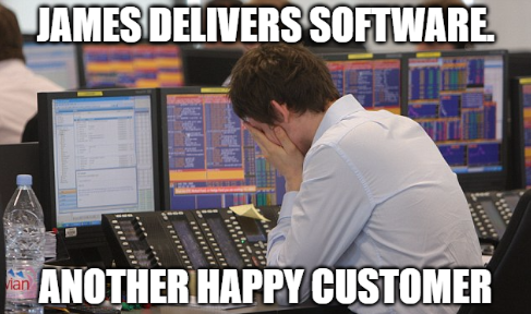 Working software developer