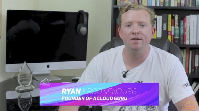 Ryan Kroonenburg, the founded of A Cloud Guru, prepares you to get AWS certified