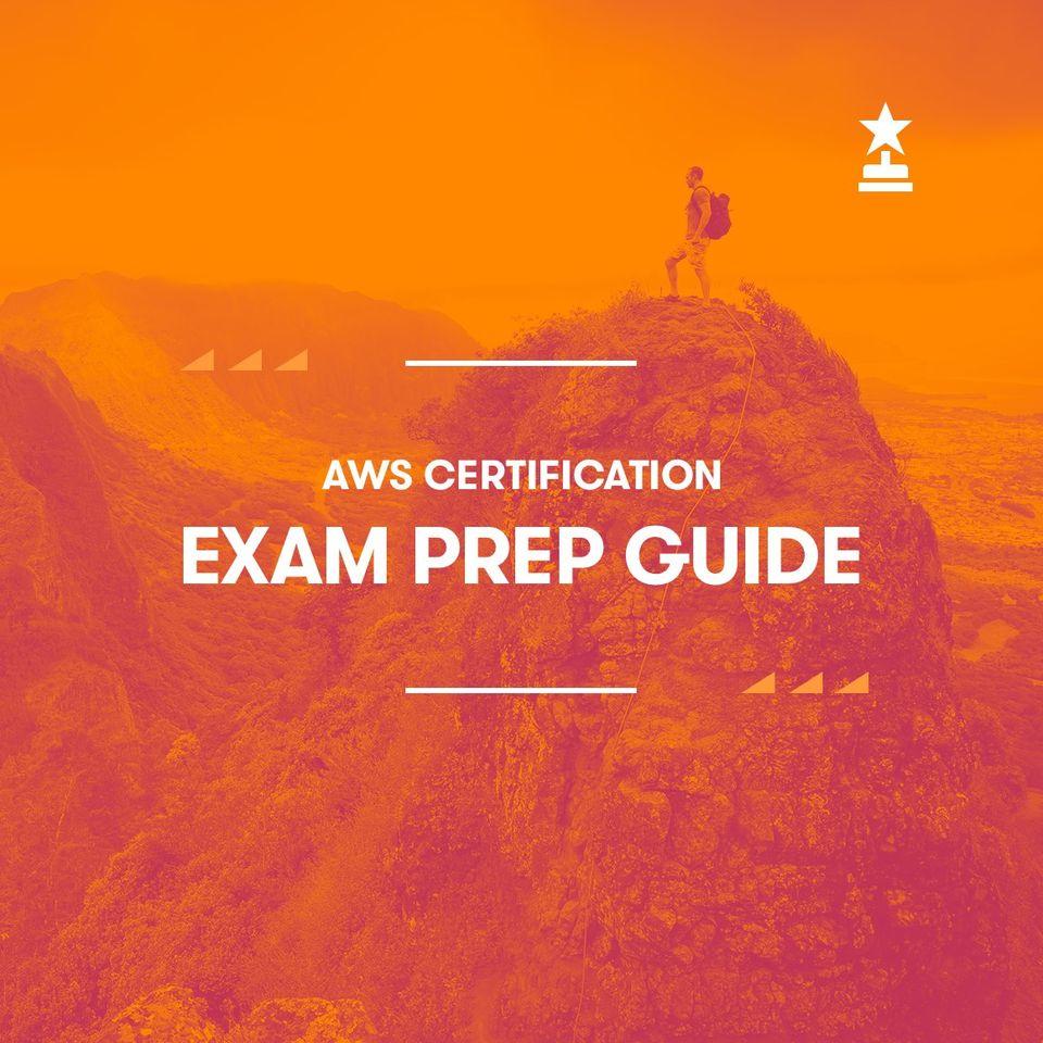 A Cloud Guru AWS Certification Exam Prep Guide
