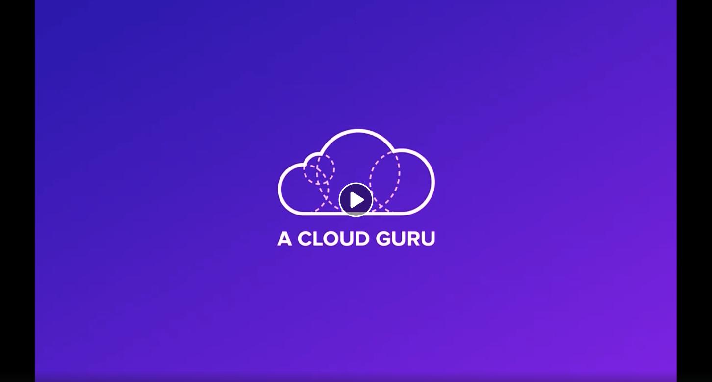To A Cloud Guru Facebook page